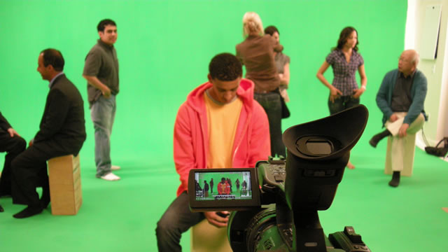 Video Production Studio | Greenscreen Studio