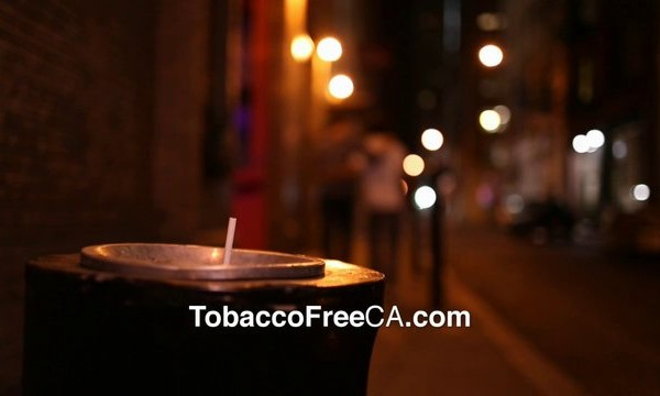 Tobacco Free CA
